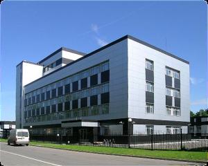 Административное здание «Вешняковский», г.Москва
