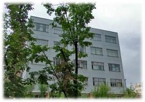 Офис компании Хамильтон Стандарт-Наука, г.Москва
