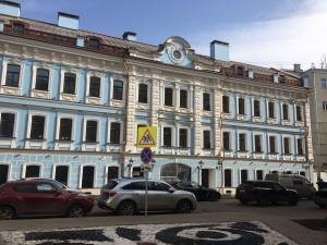 Жилой дом с палатами XVIII в., 1875-1877 гг., арх. А.П. Попов