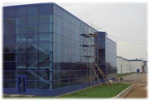 Завод по производству гибкой упаковки, г.Ступино