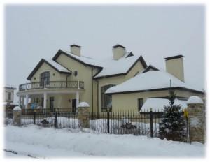 Загородный дом, КП. Риверсайд